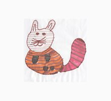 Stripy Cat Unisex T-Shirt