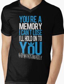 Hold On To You - NateWantsToBattle Mens V-Neck T-Shirt