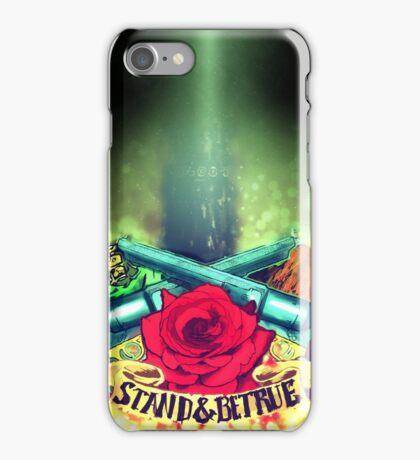 Stand & Be True (The Dark Tower) iPhone Case/Skin