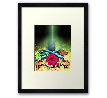 Stand & Be True (The Dark Tower) Framed Print