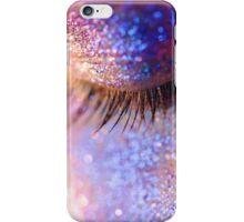 Magic On Eyelashes iPhone Case/Skin