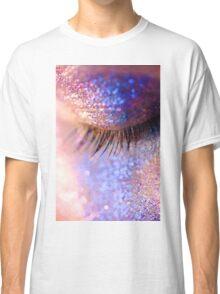 Magic On Eyelashes Classic T-Shirt