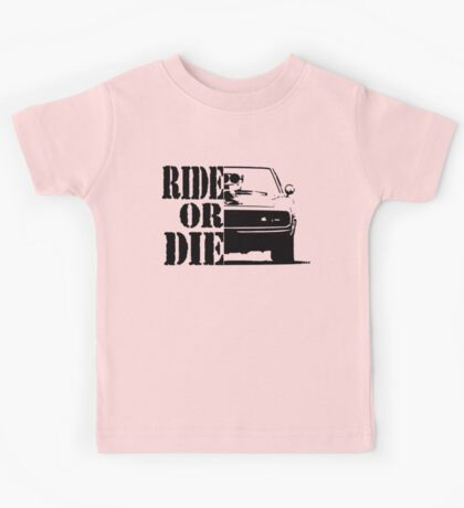 F&F, ride or die Kids Tee