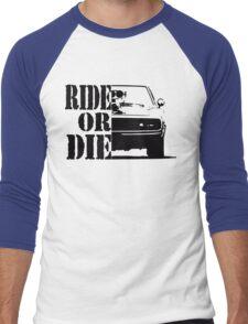 F&F, ride or die Men's Baseball ¾ T-Shirt