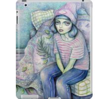 Born To Sit iPad Case/Skin