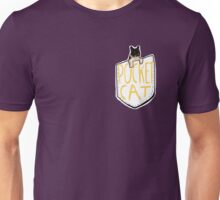 pocket cat will conquer the world Unisex T-Shirt