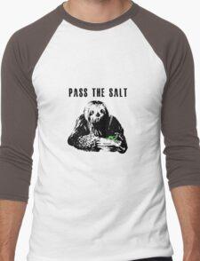Stoner Sloth - Pass the salt 2 Men's Baseball ¾ T-Shirt
