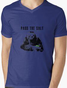Stoner Sloth - Pass the salt 2 Mens V-Neck T-Shirt