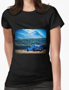 Rocky Mountain High Womens Fitted T-Shirt