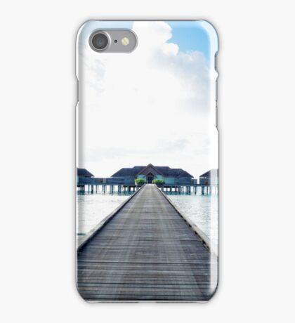 Maldives  iPhone Case/Skin