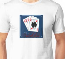 I Bet On Dolokhov Card Unisex T-Shirt