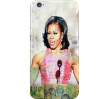 The First Lady iPhone Case/Skin