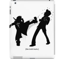 Edward and The Truth Full Metal Alchemist iPad Case/Skin