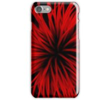 Explosions in nature  iPhone Case/Skin
