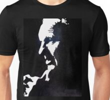 Shankly Black and White Unisex T-Shirt