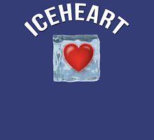 Ice & Heart freeze love symbol Unisex T-Shirt