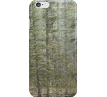 Pines iPhone Case/Skin