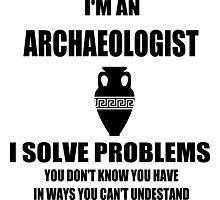 Archaeologist Photographic Print