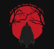 Bloodborne Hunter T-Shirt