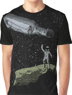 Space Castaway Graphic T-Shirt