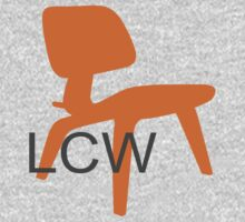 Eames LCW chair One Piece - Long Sleeve