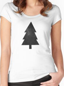 Black Forest Women's Fitted Scoop T-Shirt