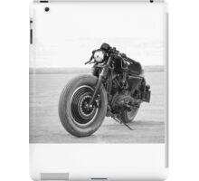 Vintage Motorcycle iPad Case/Skin
