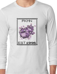 Weezing - OG Pokemon Long Sleeve T-Shirt