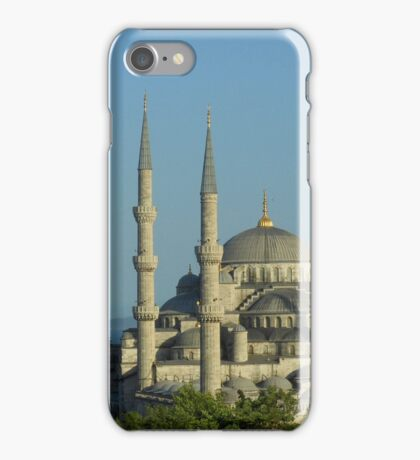 Sultanahmet Mosque, Istanbul iPhone Case/Skin