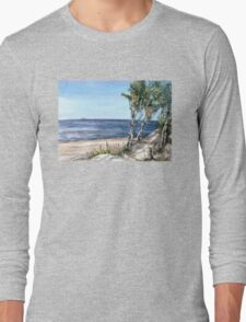 Wild seashore Long Sleeve T-Shirt