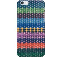 Knitty McKnitter iPhone Case/Skin