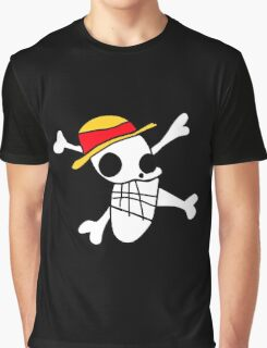 Straw Hat Pirates Graphic T-Shirt