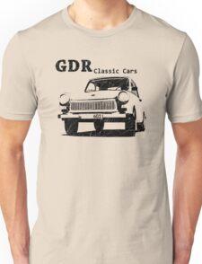 trabant, ddr, gdr classic car Unisex T-Shirt