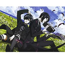 Black Butler Photographic Print