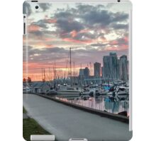 A seat by the Sea iPad Case/Skin