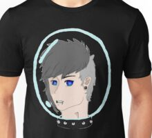 Not your typical astronaut Unisex T-Shirt