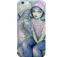 Born To Sit iPhone Case/Skin