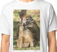 Alaotran Gentle Lemur Classic T-Shirt