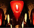 Red Candle Rising by Evita