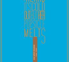 Popsicle Melts by SuperDudeMan64