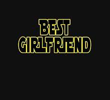 STAR WARS ~ Best girlfriend Women's Fitted Scoop T-Shirt