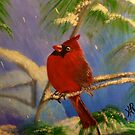 The Cardinal and the Star by Karen L Ramsey