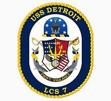 LCS-7 USS Detroit Unisex T-Shirt