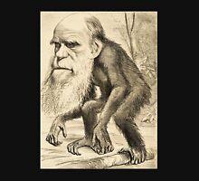 Caricature of Charles Darwin 1870 Unisex T-Shirt