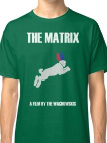 The Matrix Minimalist Design Classic T-Shirt