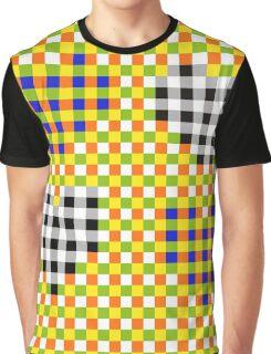 Subliminal Pulsating Hearts Graphic T-Shirt