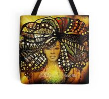Beauty & Light Tote Bag