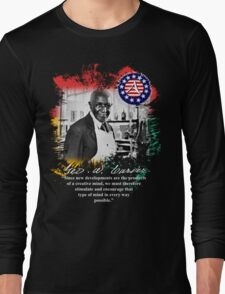george washington carver Long Sleeve T-Shirt