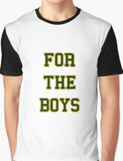 For The Boys Graphic T-Shirt