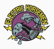 Electric Horsemen Logo Baby Tee